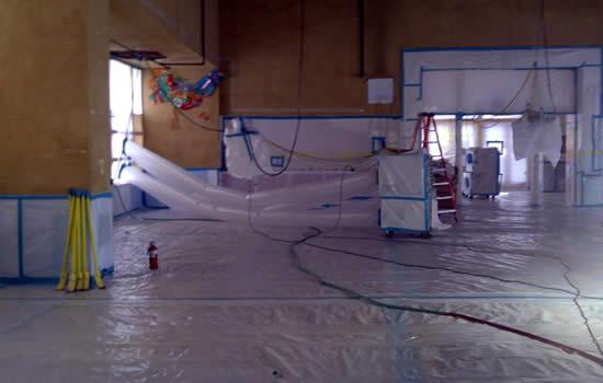 Hazardous Abatement Services Mold Remediation Removal